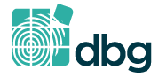 DBG logo email marketing software