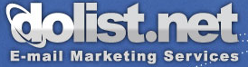 Dolist logo email marketing software