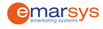 Emarsys logo email marketing software