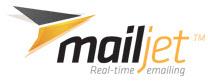 Mailjet logo email marketing software