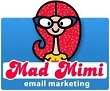 Godaddy starts Express Email Marketing Service for SMB's logo email marketing software