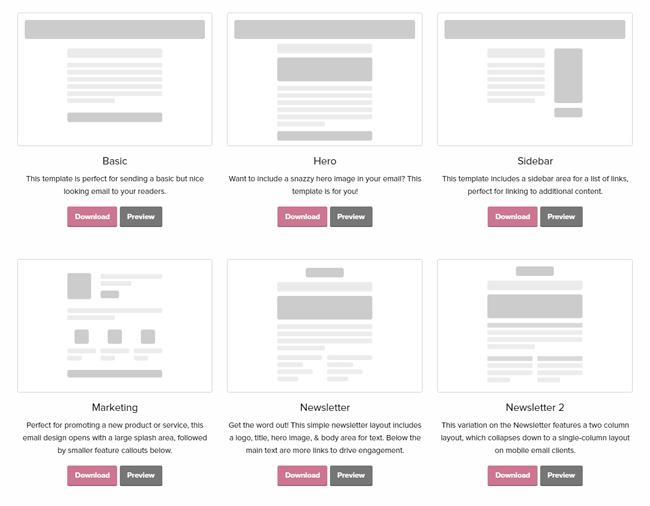 foundation for email email framework