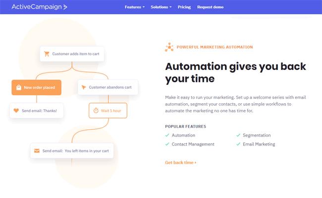 activecampaign hubspot alternative marketing automation