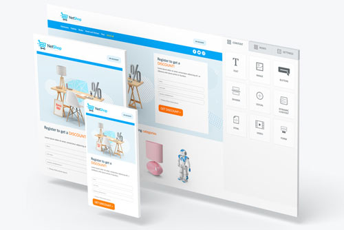 free whitelabel Page Builder bee