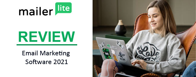 mailerlite review email software 2021
