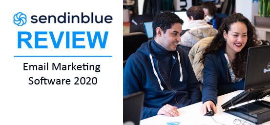 sendinblue review email software 2020