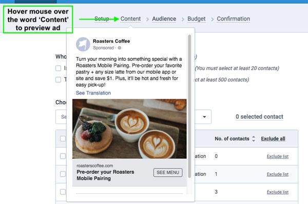 sendinblue review social facebook ads
