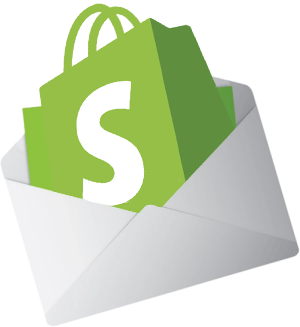 shopify email logo email marketing ecommerce