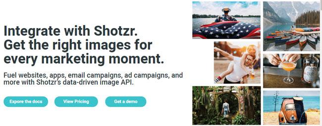 shotzr image API