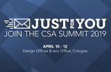 Your invite to the CSA Summit 2019