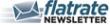 Flatrate Newsletter logo email marketing software