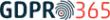 GDPR365 logo email marketing software
