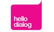 Hellodialog logo email marketing software