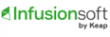Infusionsoft by Keap logo email marketing software